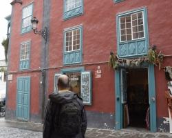 Stor omsorg visas här kring de gamla husen