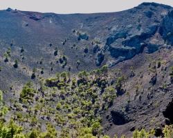 Vulkanen San Antonio, 632 m. Så vackert där är ...
