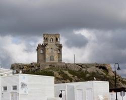 Tarifas gamla fästning
