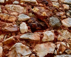 Och det finns i stenen