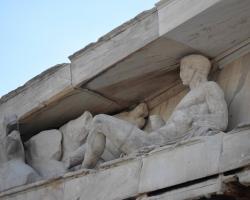 Fris, Akropolis