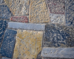 Vacker marmor att gå på. Akropolis