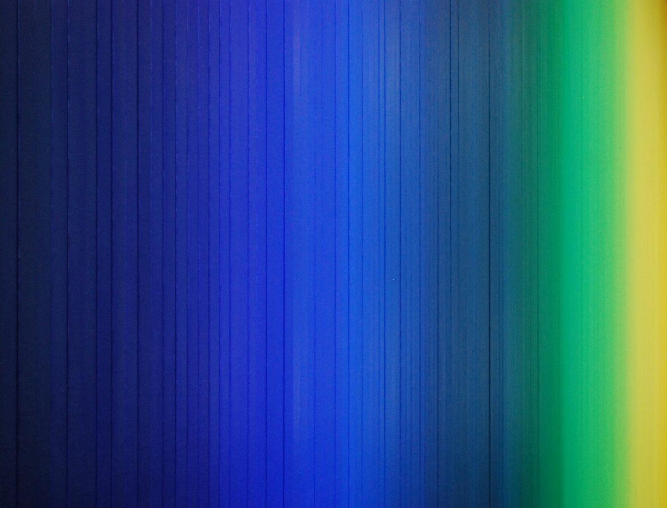 blått